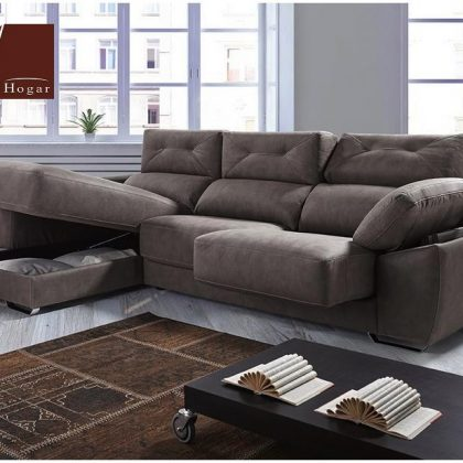 94c59283b71 Oferta. chaise longue arcon deslizante sofa palmira ...