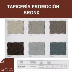 tapicería promoción bronx