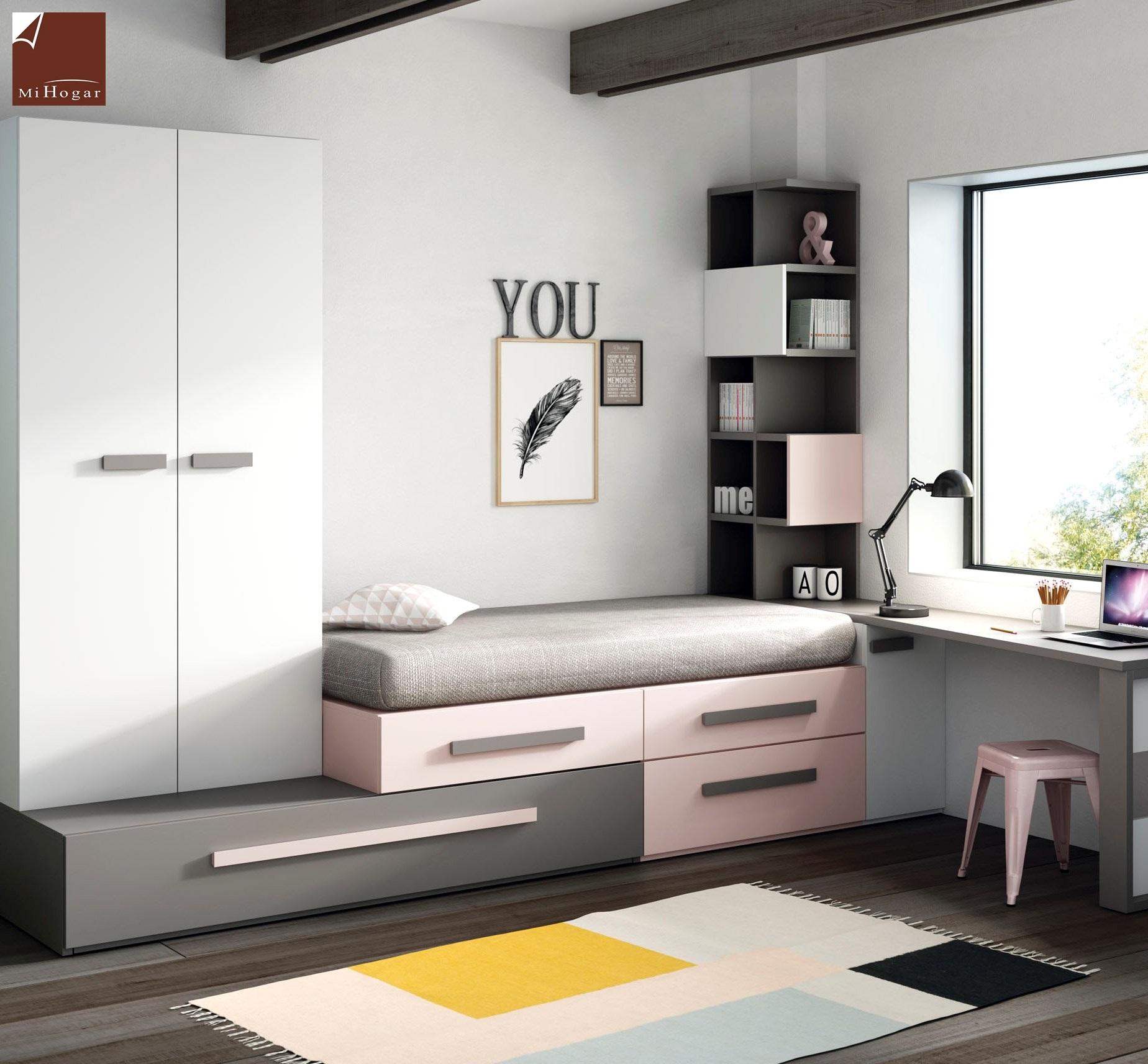 Cat logo dormitorios juveniles tmb muebles mi hogar for Catalogo muebles juveniles