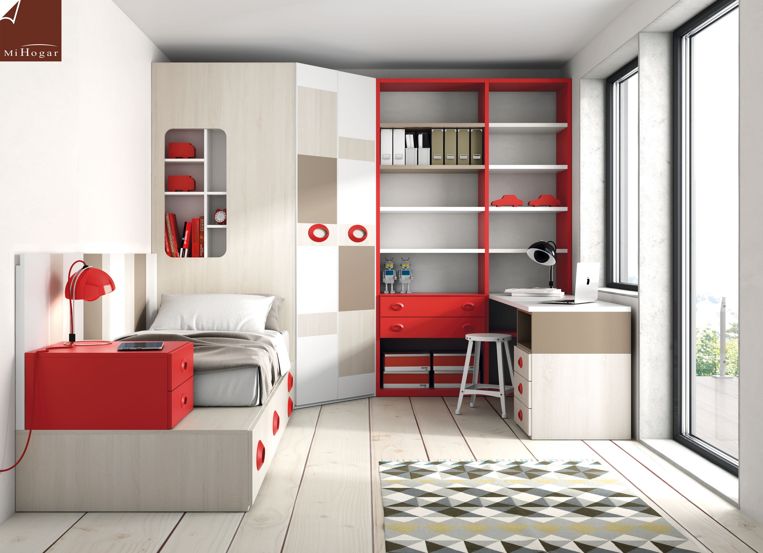 Cat logo dormitorios juveniles tmb muebles mi hogar - Muebles dormitorio juvenil ...