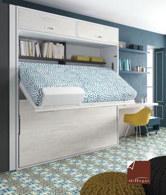 Hacer una cama abatible perfect las camas en las caravanas hacer una cama abatible with hacer - Construir cama abatible ...