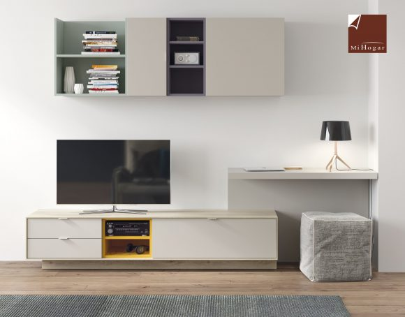 Dormitorio juvenil con escritorio great silla para - Silla para escritorio en dormitorio juvenil ...
