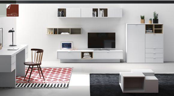 Muebles de escritorio juveniles literas con escritorio for Mueble tv dormitorio