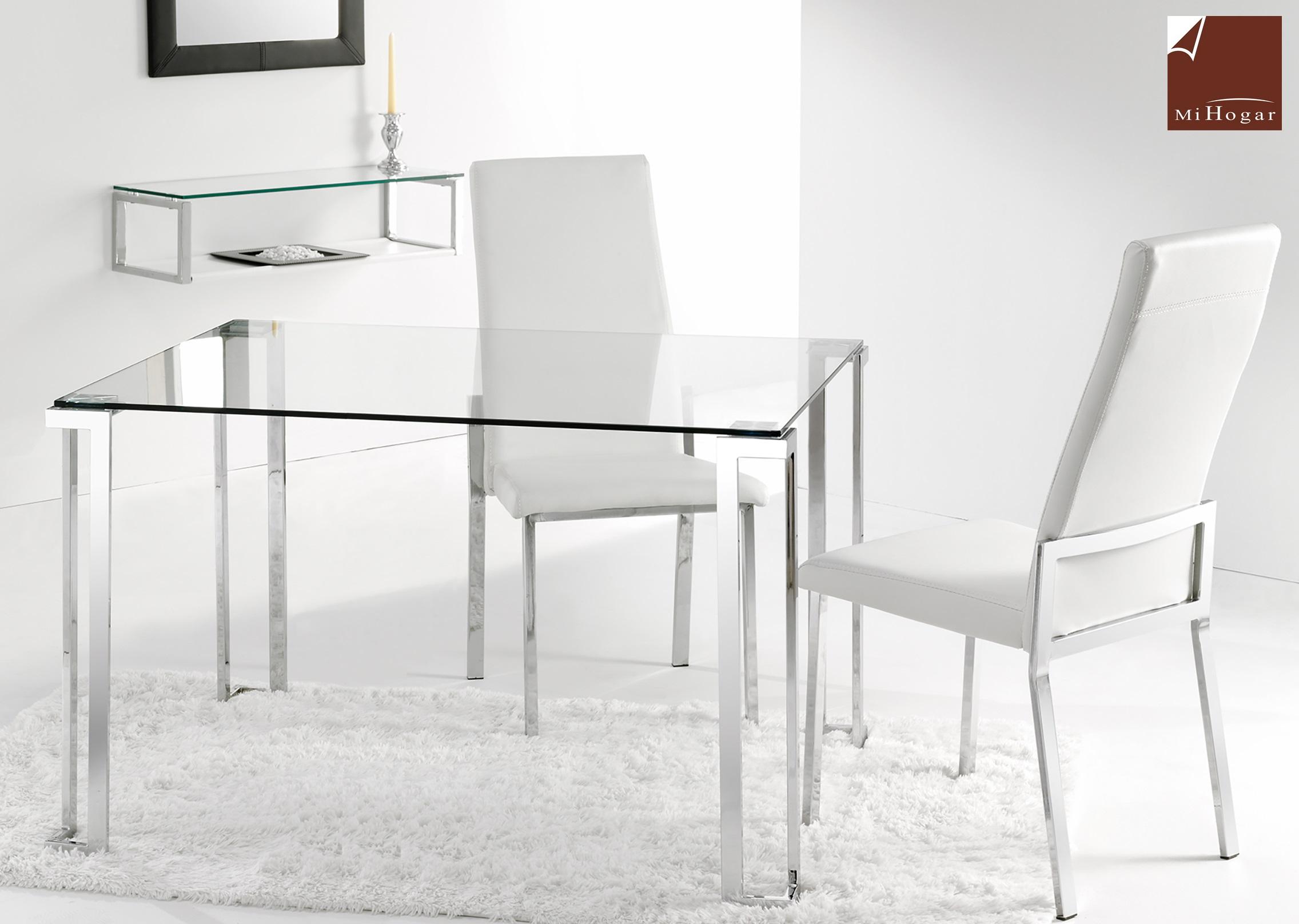 Muebles cristal muebles de cristal en nuryba comprar for Muebles oficina cristal