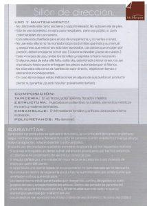 sillon-de-estudio-garantia-uso-y-mantenimiento