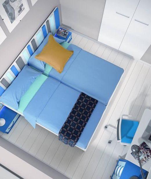 CATÁLOGO Dormitorios juveniles TMB | MUEBLES MI HOGAR