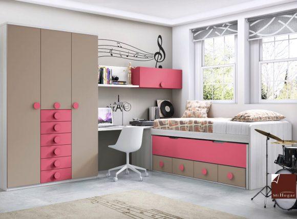 Muebles mi hogar muebles mi hogar for Compactos juveniles