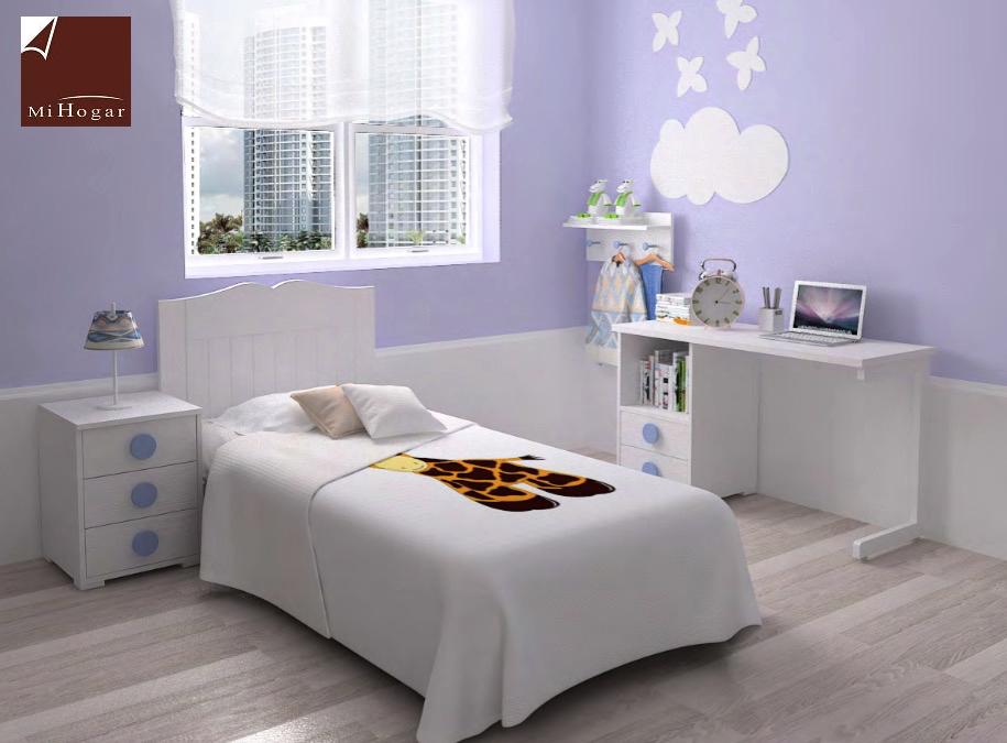 El mueble dormitorios infantiles simple dormitorio - El mueble dormitorio juvenil ...