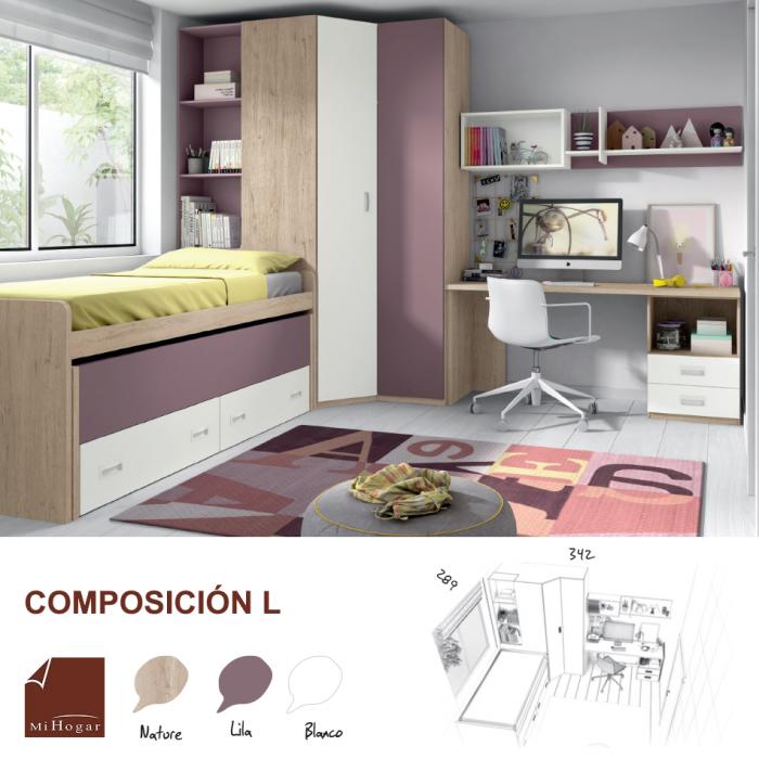 Dormitorios L. Free Sinato Oculta Dos Dormitorios Detrs De