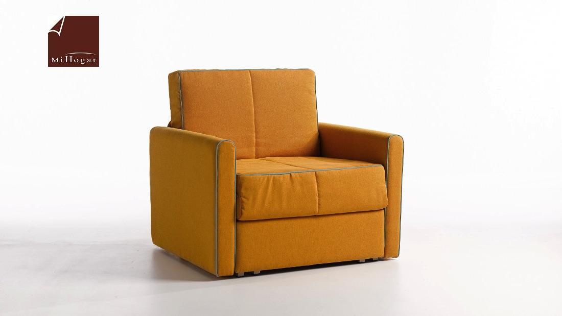 Santi sof y sill n cama muebles mi hogar for Sillon cama juvenil