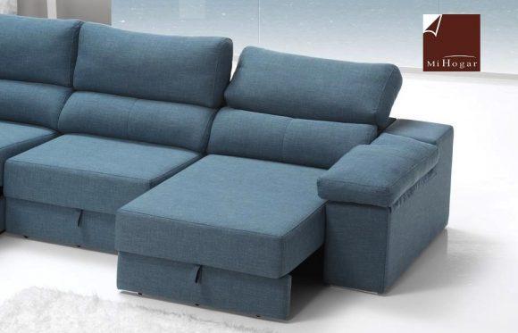 sofa tres chaigue longue hercules