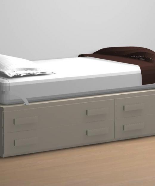 Compra online camas nidos cabeceros juveniles categor as - Cama nido economica ...