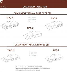 MEDIDAS-TÉCNICO-CAMA-NIDO-TABLA-TMB