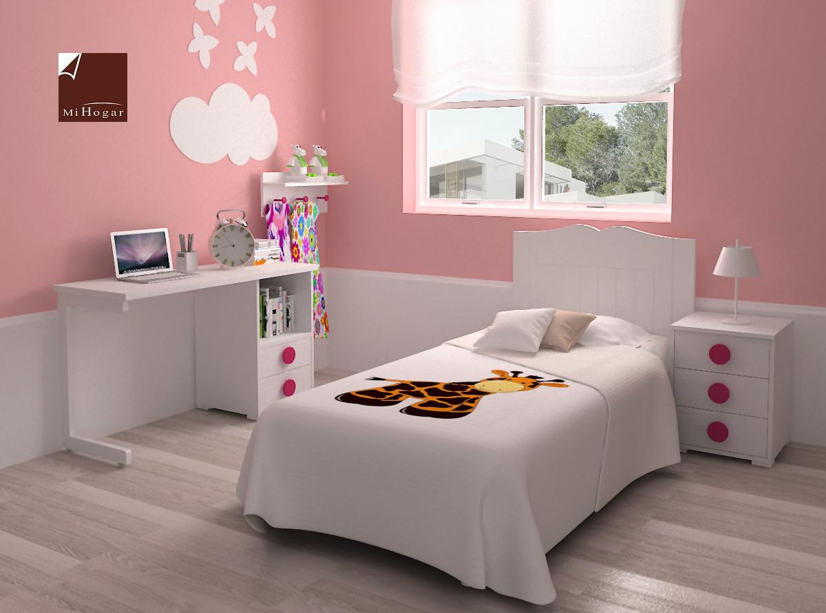 Cabecero de la cama free cabecero cama alto with cabecero Dormitorios infantiles