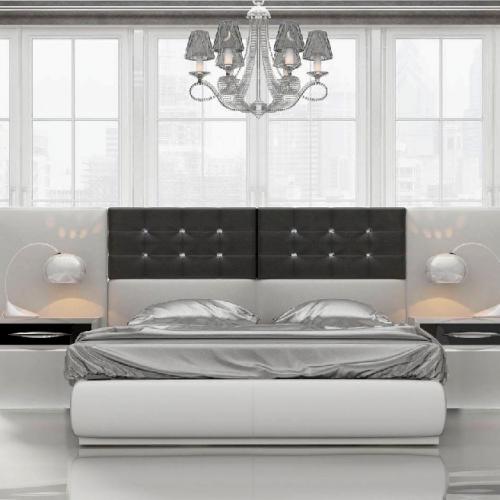 cabecero-corrido-todo-tapizado-a medida-botones-swarovski-dormitorio-formas