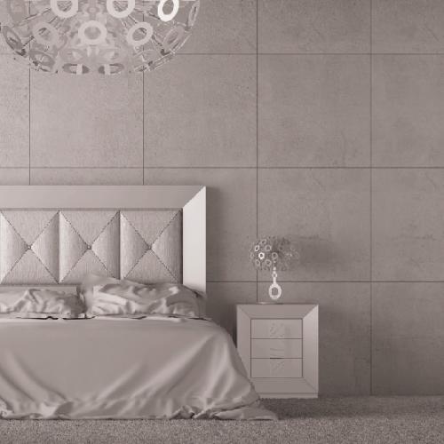 cabecero-inglete-lacado-blanco-tapizado-cuadros-dormitorio-formas