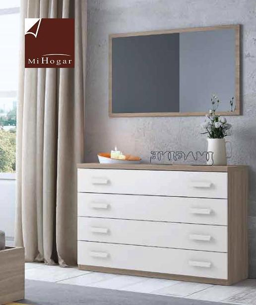 espejo juvenil low muebles mi hogar On espejo dormitorio juvenil