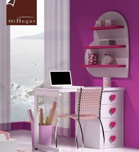 mesa estudio dormitorio infantil malaca