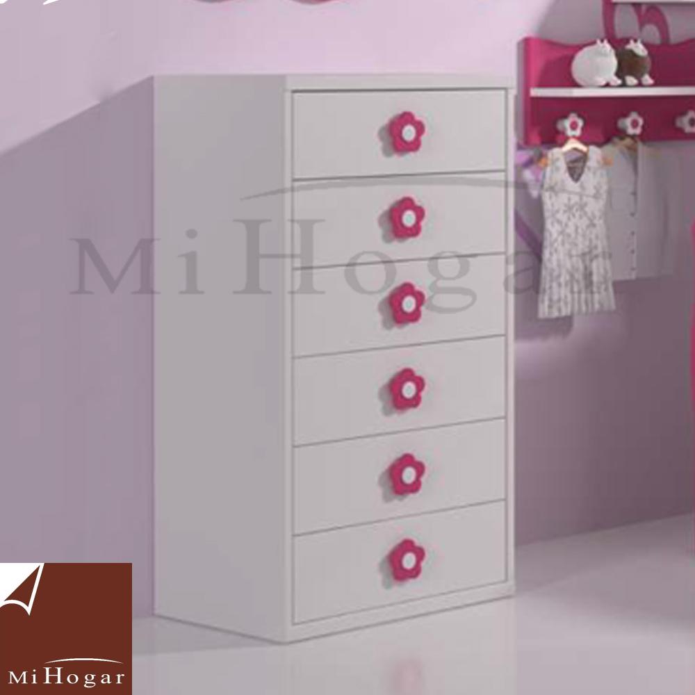 sinfonier comoda dormitorios infantiles malaca
