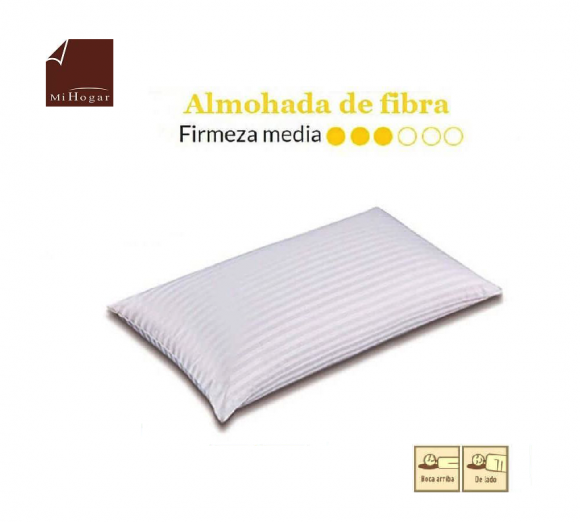 almohada doble funda mash