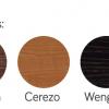 colores canape madera p