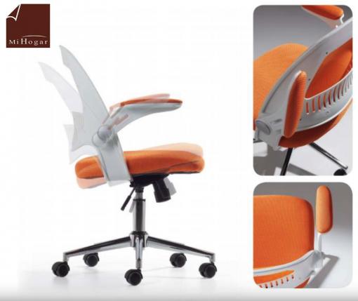 silla estudio reclinable brazos plutón