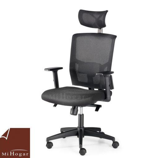 silla oficina lumbar reposacabezas computer