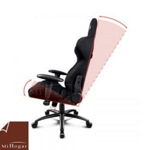 movimiento sincronizado asiento respaldo