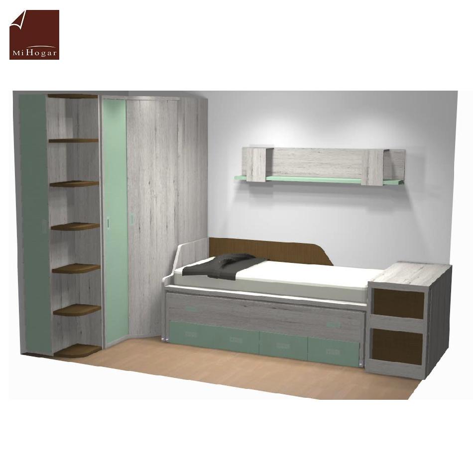 Dormitorio Juvenil Oferta D Muebles Mi Hogar