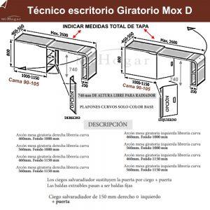 tecnico-escritorio-giratorio-mox-d