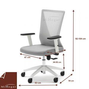 silla-oficina-madrid-blanca-d